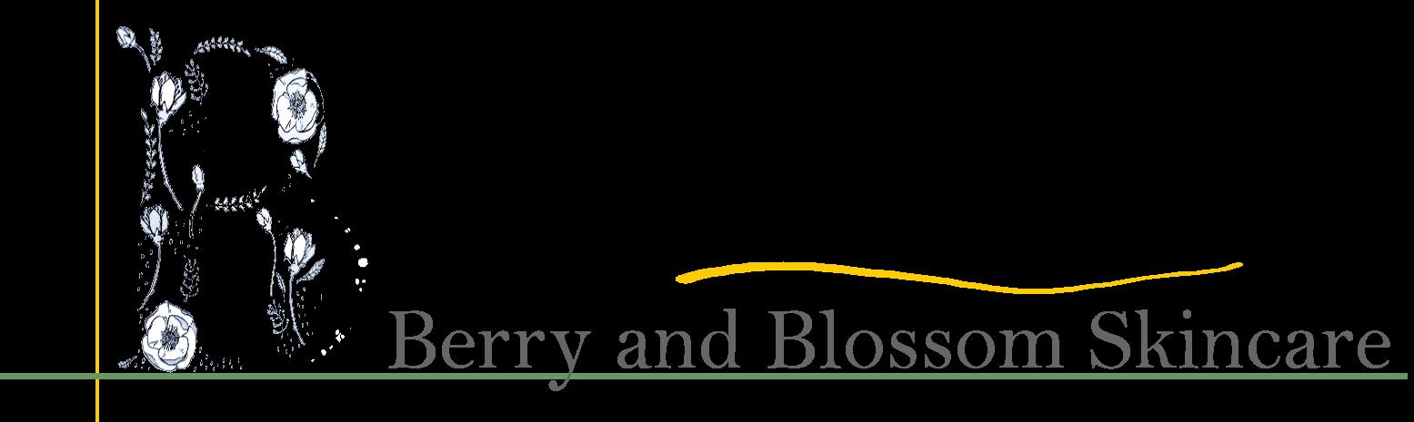 Berry and Blossom skincare